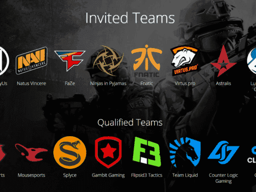 MLG Columbus 2016 Qualified Teams 21