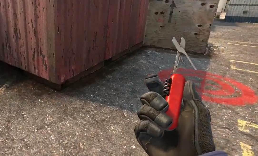 swiss army knife in csgo
