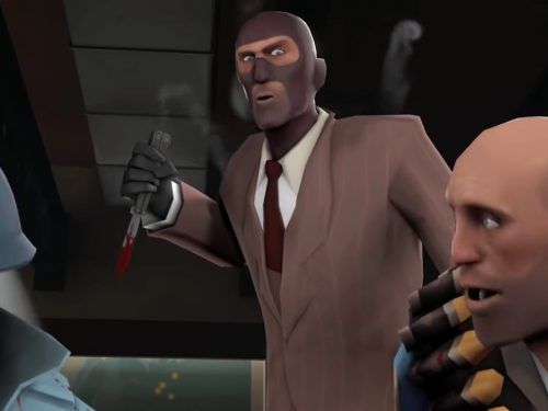 team fortress 2 meet the spy b