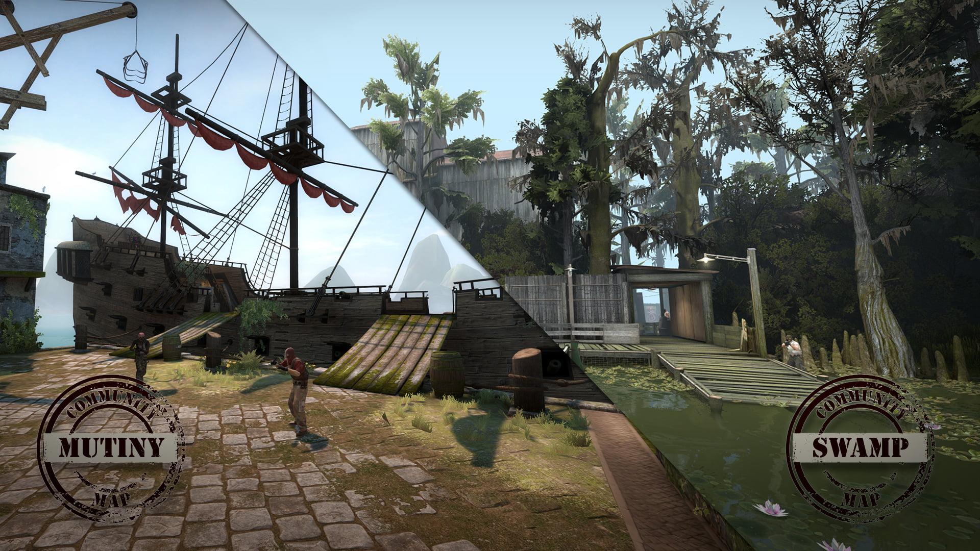 mutiny swamp