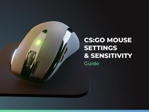 CS:GO Mouse Settings & Sensitivity: Guide 1