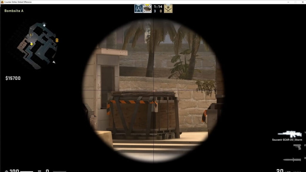 Insane CS:GO Bug Allows Players to Float in Mid-Air Anywhere on The Map 1