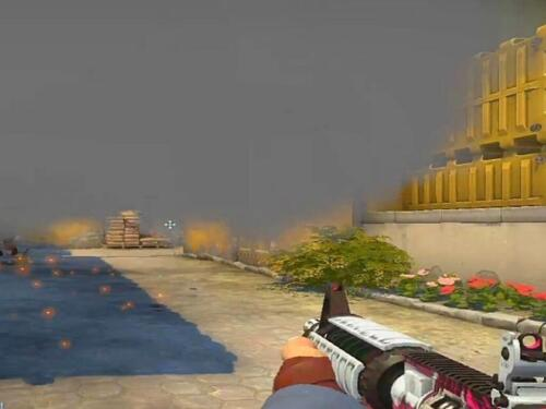 Tarik Shows How to Create One-Way Smoke Bug on Any Map in CS:GO 1