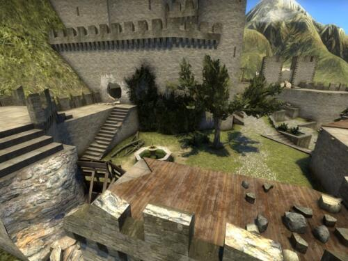 CS:GO meets The Witcher 3 with this new Kaer Morhen custom map 1