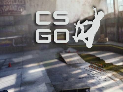 CSGO's Dust 2 was just remade in Tony Hawk's Pro Skater 1