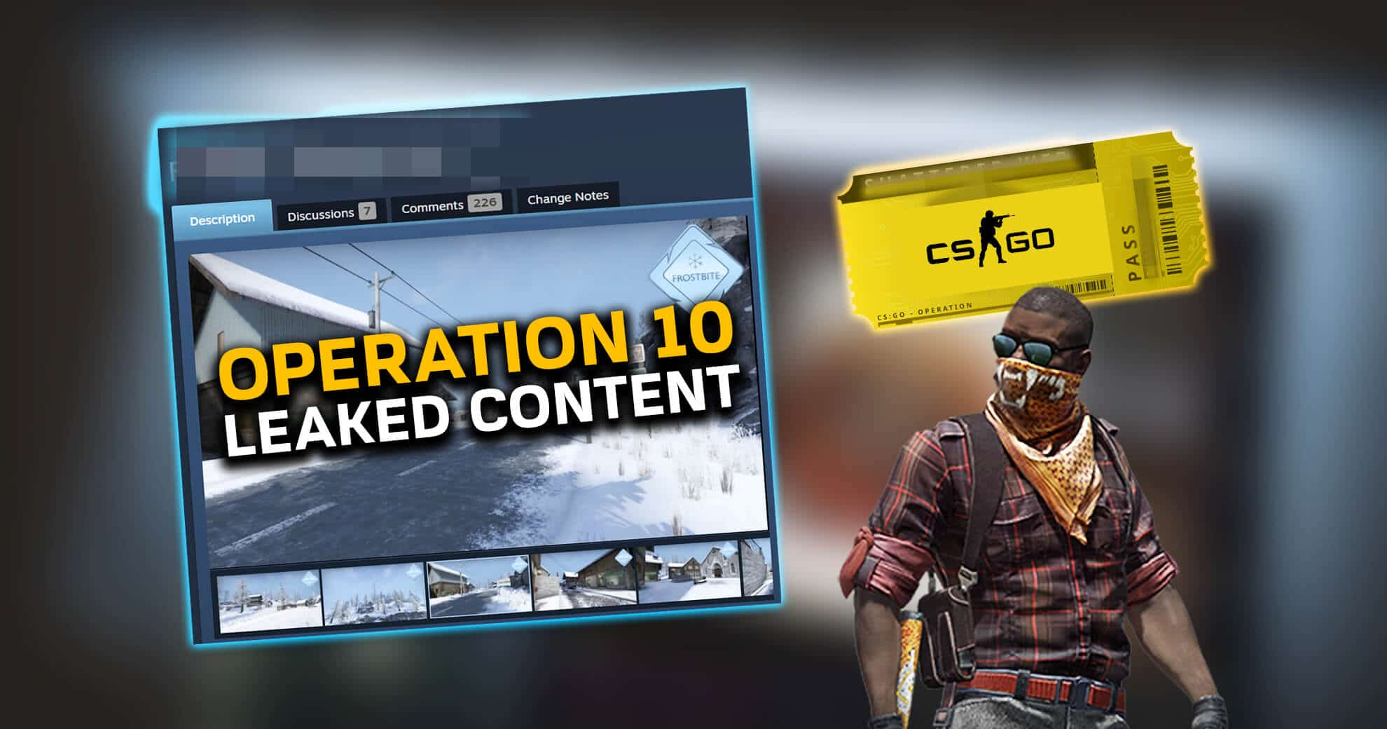 Operation 10 Might Include Frostbite 1v1 Survival Co op And More
