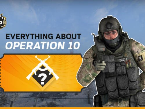 Everything We Know About CS:GO's Operation 10 1