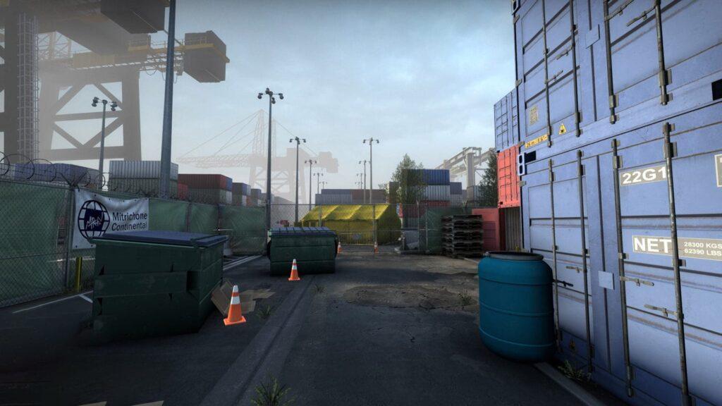Modern Warfare's Shipment 24/7 returns, but this time in CS:GO 1