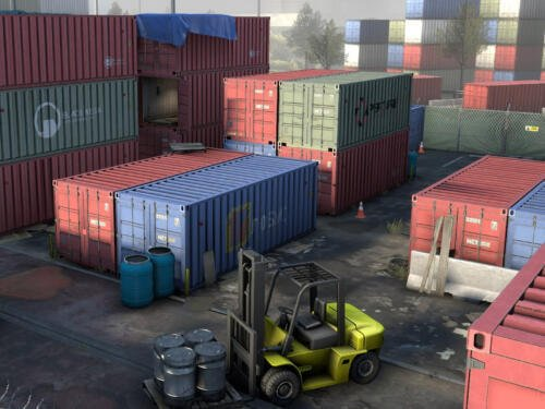 Modern Warfare's Shipment 24/7 returns, but this time in CS:GO 1