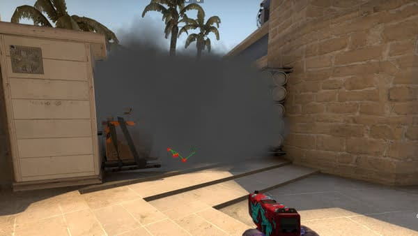 Here's how to make a new jump throw bind in CSGO 4