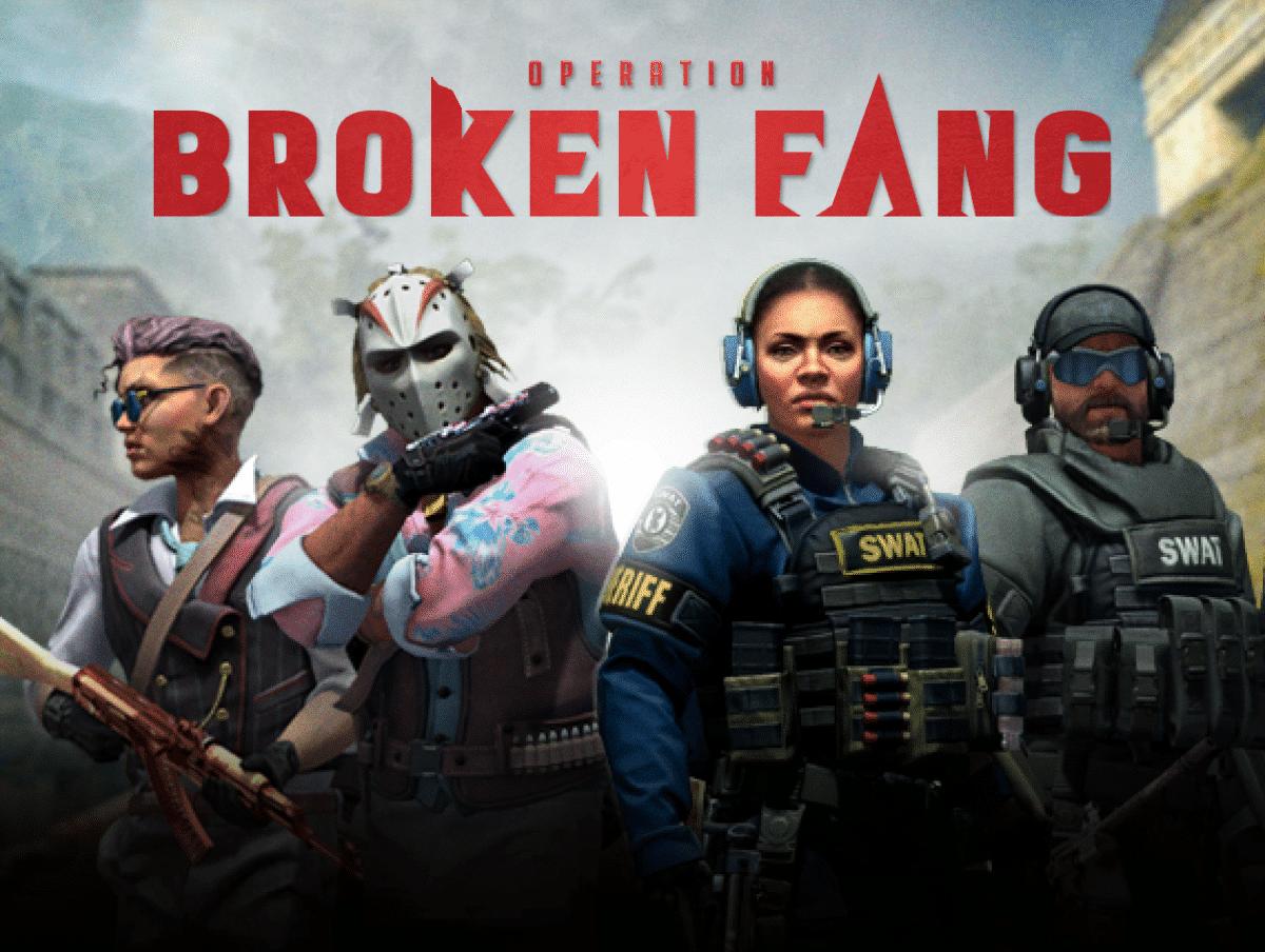 Introducing Operation Broken Fang 1