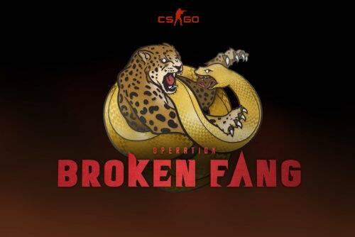 Valve launches new CS:GO operation 'Broken Fang' 7