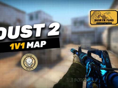 Broken Fang: Dust 2 1v1 Map Might Have Been Added to CS:GO 1