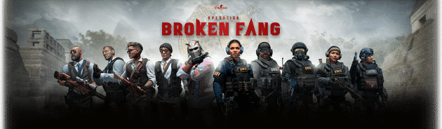 CS:GO Operation 10: Broken Fang 9