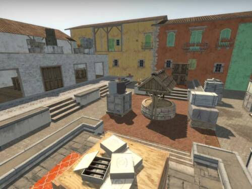 Counter-Strike: Global Offensive custom level has 30 million possible permutations 4
