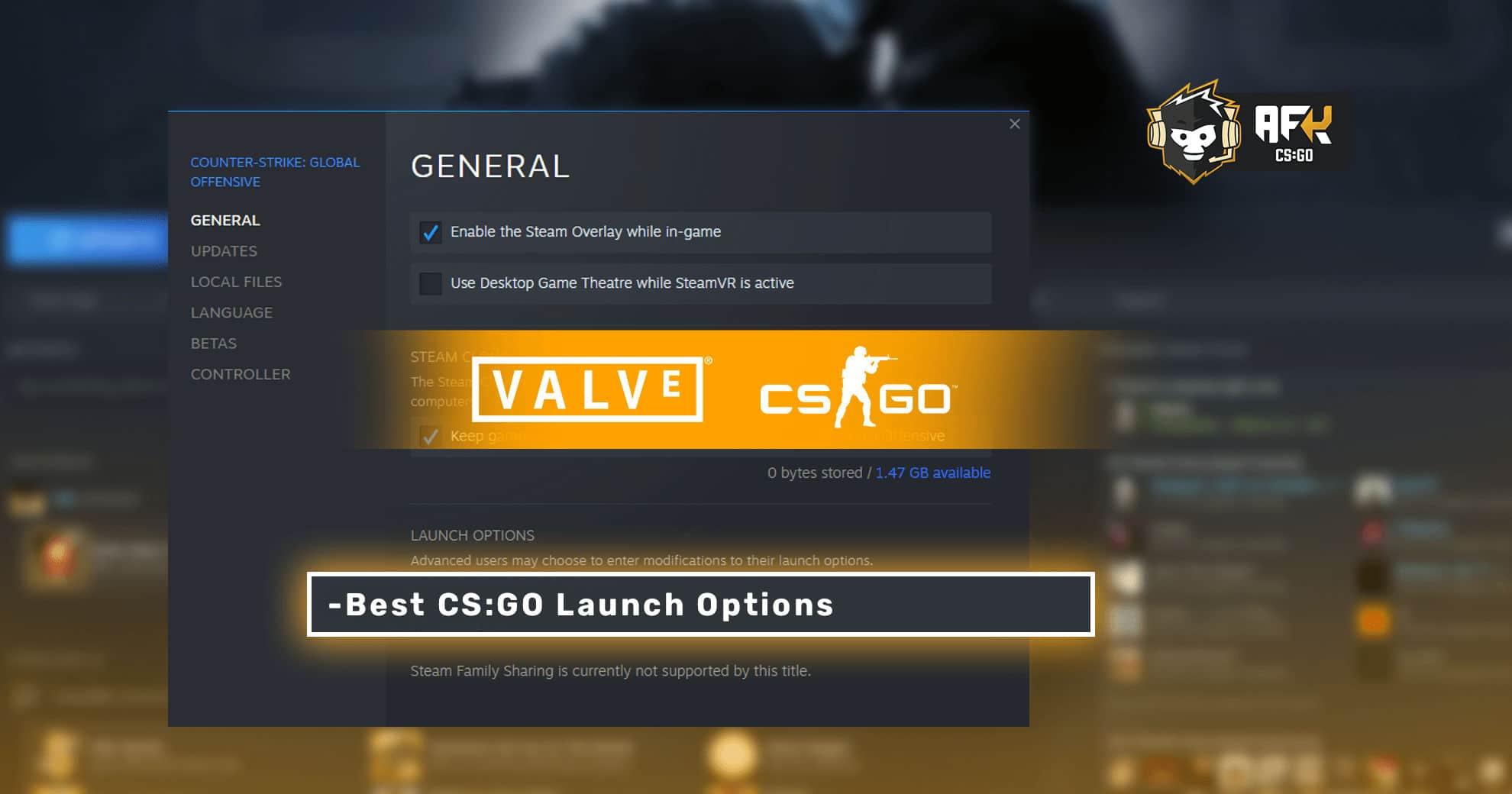 CSGO Launch 2020
