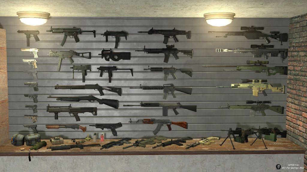 CSGO Weapons